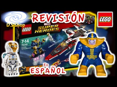 lego super heroes marvel avenjet space mission set 76049 review youtube. Black Bedroom Furniture Sets. Home Design Ideas