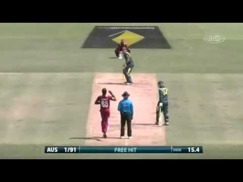 Shane Watson 122 vs West Indies ODI 2013