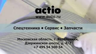 видео Изготовление тросов для подъемников