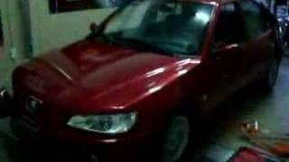 Peugeot 306 1,8lts 16v chiptuning by Chipracing