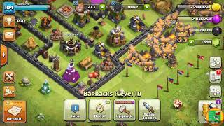 Clash of clans statistics ep517 part 1 December 29th 2017 stats