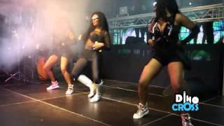 Lizha James - Can u feel my love - performance em Angola