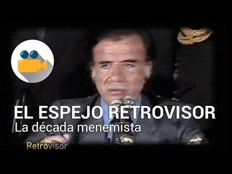 """Felipe Pigna - El espejo retrovisor - Cap: """"La década menemista"""""""