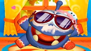 Ам Ням - #10 Радость Домашнего Монстрика. Игровой мультик, видео для детей, новая серия.