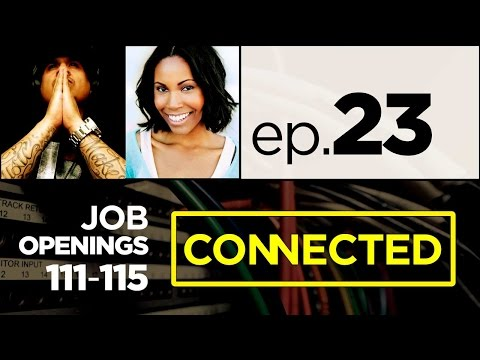 #CONNECTED 23 | Film Job in Atlanta, Audio Jobs in Portland and Kansas City
