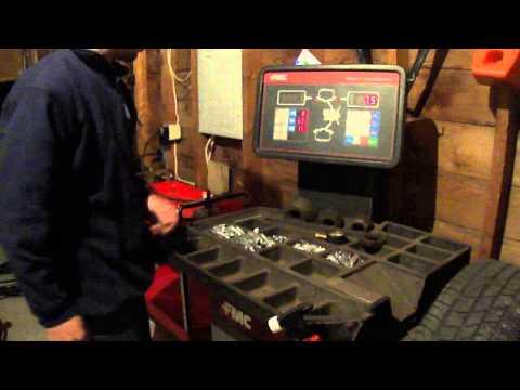 FMC/John Bean/Tire/wheel Balancer