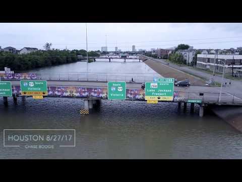 Hurricane Harvey Devastating Aftermath (Drone Footage)