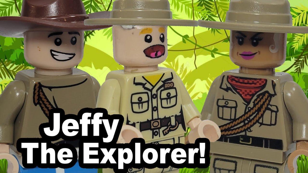 Lego SML: Jeffy The Explorer!