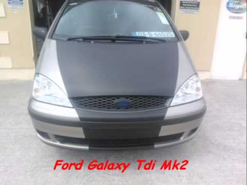 ford galaxy tdi mk2 youtube. Black Bedroom Furniture Sets. Home Design Ideas