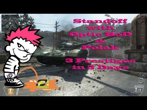 "Fariko Rorschak Presents Standoff with Optic Bod & Polak - ""3 Prestiges in 3 Days Twitch Stream"""
