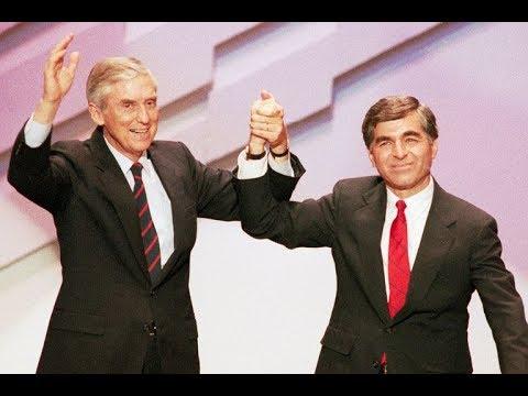Alternate History: 1988- George HW Bush vs Lloyd Bentsen