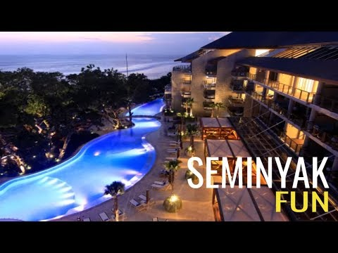 Luxury escapes double six luxury hotel bali youtube for Hotel luxury quan 6