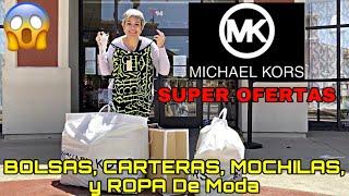 MICHAEL KORS OUTLET SHOPPING | BOLSAS, CARTERAS, VESTIDOS, y BLUSAS DE MODA 🔥