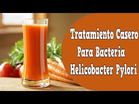 Medicina natural para el helicobacter pylori