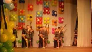 Самбо танец(Ансамбль бального танца