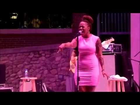 Chrisette Michele Concert In Florida