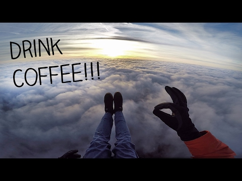 Drinking Coffee and Getting High
