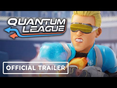Quantum League - Official Cinematic Trailer