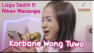 Korbane Wong Tuwo - Niken Salindry ( Versi Sagita Jandhut Minimalis Latihan )