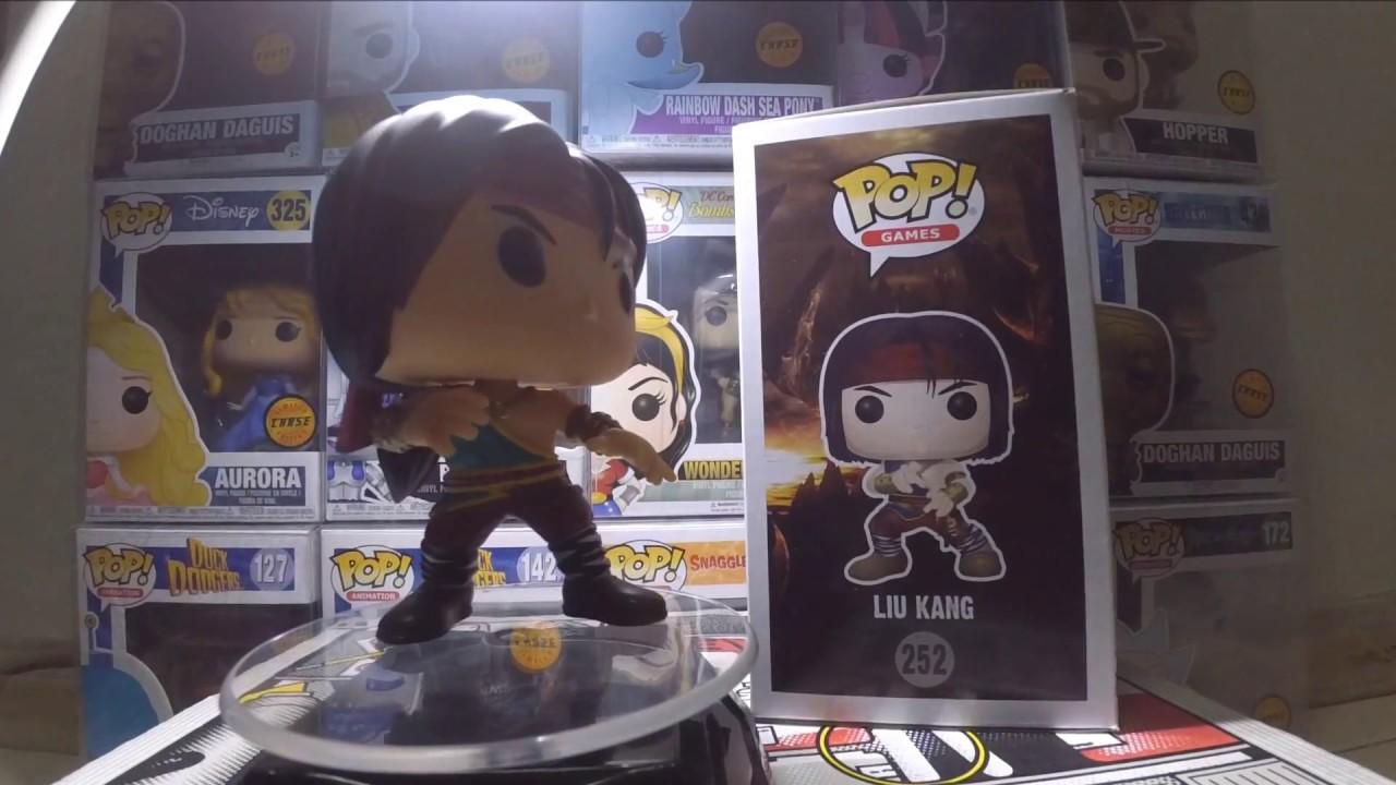 Mortal Kombat-Kitana Vinyl Figure Games POP