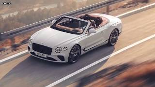 Новый Bentley Continental GT Convertible