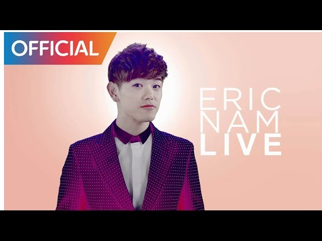 Eric Nam could become the first K-pop artist to make it big