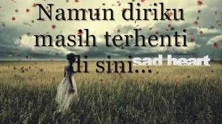 Asfan - Terhenti DiSini with lyrics