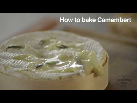 Baked Camembert Recipe | Good Housekeeping UK