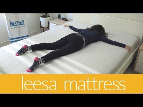Leesa - 1 Week With A Mattress From A Box