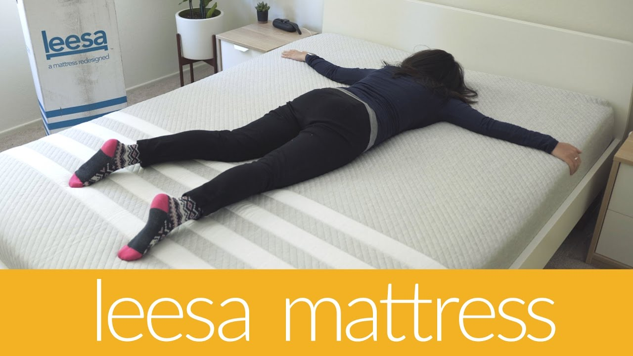 Leesa 1 Week With A Mattress From Box