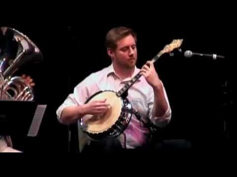Tyler Jackson plays Lollipops on a B&D Symphonie tenor banjo