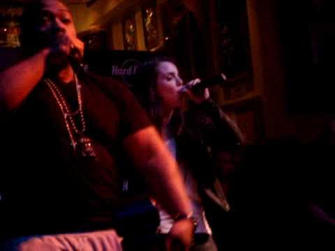 TIMBALAND & JOJO - LOSE CONTROL Live @ Hard Rock Cafe, Los Angeles