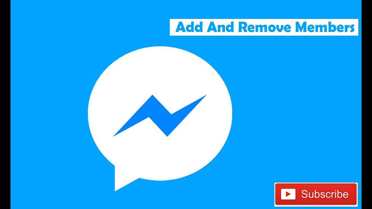 Messenger Lite Tips: How To Add And Remove Group Members On Messenger Lite