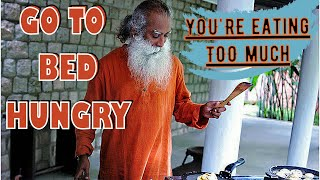 Do this and 50% of your health problems will go away - Sadhguru about fasting