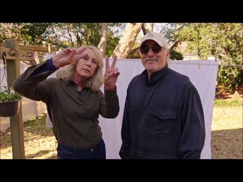 HALLOWEEN (2018) - Nick Castle as Michael Myers (The Shape)