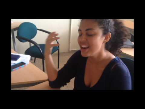 La Voz COPOL - Homenaje a la mujer (Belen Sanchez)