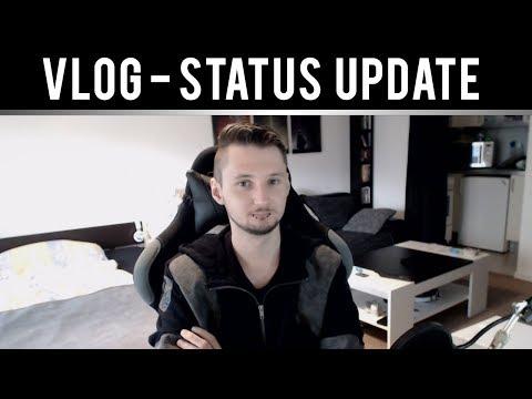 Vlog - Status update zum Kanal & Gesundheit, kommende Games & mehr.