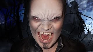 Vampire - Buffy The Vampire Slayer Inspired - Makeup Tutorial!