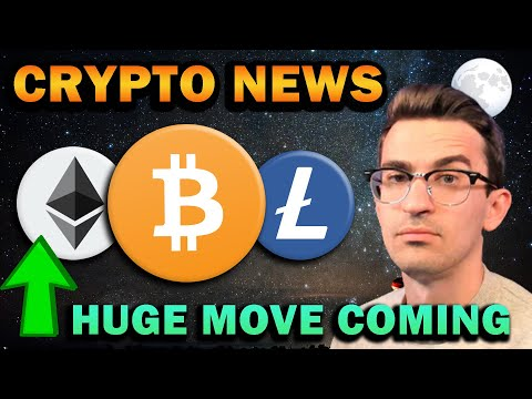 HUGE MOVE COMING!! Cryptocurrency News