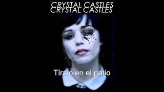 Crystal Castles - Violent Youth (Subtitulada al español) III