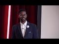 My Accessible Mentor | John Nandjembo | TEDxUniversityofNamibia