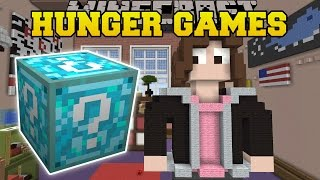 Minecraft: LIFE IS STRANGE HUNGER GAMES - Lucky Block Mod - Modded Mini-Game