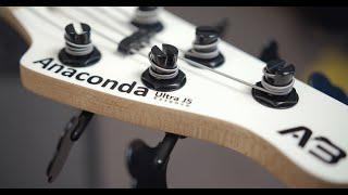 Anaconda Ultra J5 Essence Bass Demo