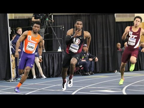 Track and Field Closes Indoor ACC