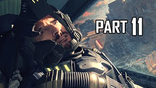 Call of Duty Black Ops 3 Walkthrough Part 11 - Metal Gear? (Let