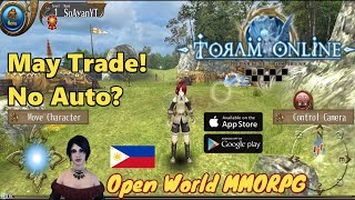 Toram Online - May Trade, No Auto? Open World MMORPG (2020) Gameplay Review Ph