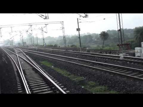 22209 Duronto Express Skipping Nagda Juntion!!!!!!
