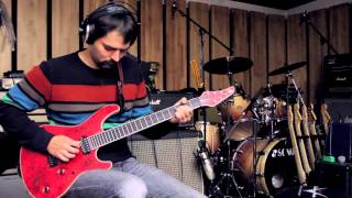 Звук гитариста в пальцах?! Неужели?