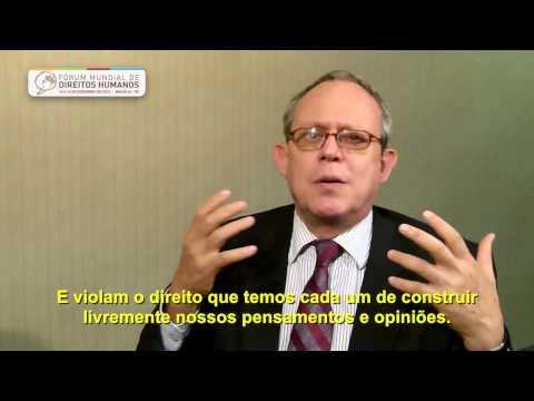 Entrevista com Frank La Rue - Relator da ONU para liberdade de expressão