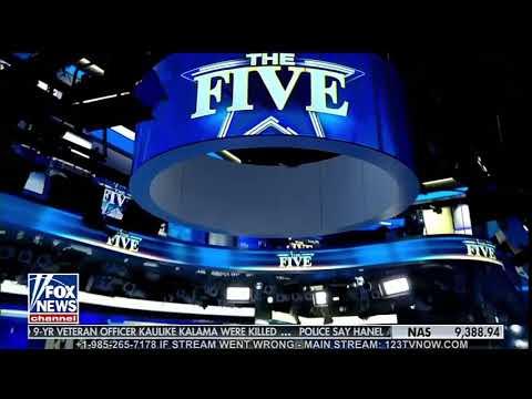 The Five 1/20/20 | The Five Fox News January 20 2020